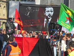 Suiza protesta pkk erdogan