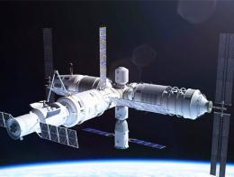 China estacion espacial tiangong1