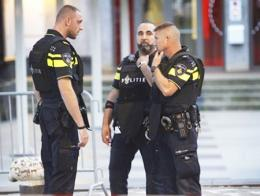Holanda policia fuerzas seguridad