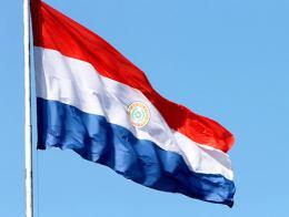 Paraguay bandera paraguaya
