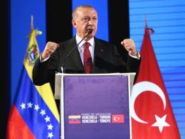 Venezuela erdogan foro empresarial caracas
