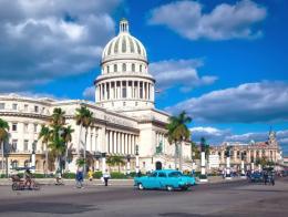 Cuba lahabana capitolio turismo
