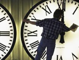 Europa cambio hora relojes