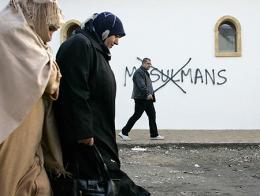 Francia mujeres musulmanas islamofobia
