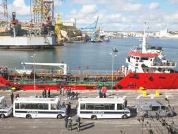 Malta carguero turco secuestrado