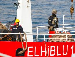 Malta comandos secuestro barco turco