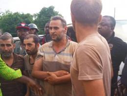 Nigeria ciudadanos turcos secuestrados liberados