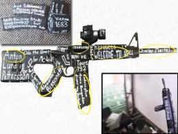 Nueva zelanda arma masacre mezquitas