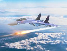 Rusia caza combate su35