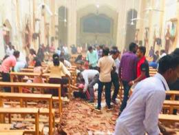 Sri lanka atentados iglesias