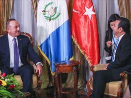 Turquia guatemala cavusoglu morales