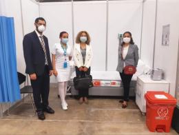 Colombia bogota camas hospital turquia