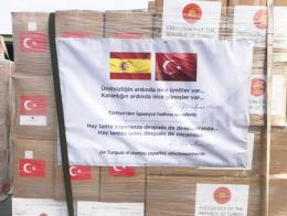 Espana turquia ayuda coronavirus