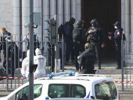 Francia atentado iglesia niza