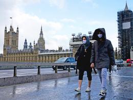 Reino unido londres pandemia coronavirus