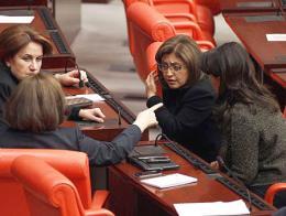 Parlamento diputadas