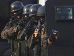 Policia turca unidad antiterrorista