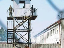 Prision carcel turquia