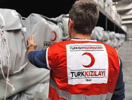 Ayuda humanitaria kizilay turquia