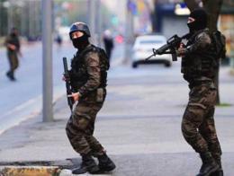 Policia turca terrorismo