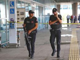 Estambul seguridad aeropuerto ataturk