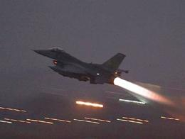 Ejercito turco bombardeos cazas