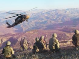 Ejercito turco operaciones