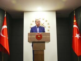 Erdogan comparecencia prensa