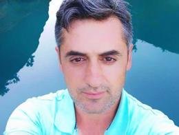 Una imagen de Orhan Mercan, uno de los representantes del AKP asesinados el fin de semana
