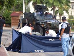 Mersin policia atentado terrorista