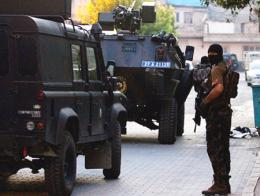 Operacion policia turca