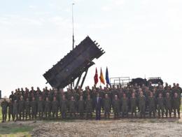 Adana embajador tropas espanolas