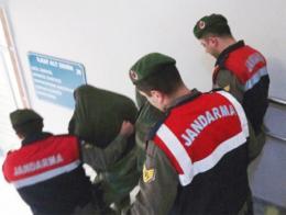 Edirne soldados griegos detenidos