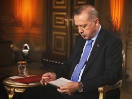Erdogan mensaje oficial