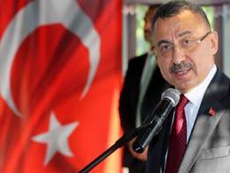 Fuat oktay vicepresidente turco