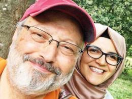 Khashoggi prometida hatice cengiz