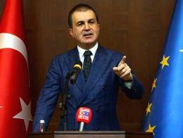 El actual ministro turco para la UE, Ömer Çelik