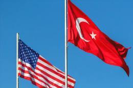 Turquia estados unidos banderas