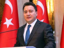 Ali babacan dimision akp