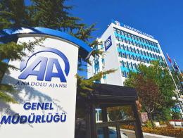 Ankara agencia anatolia oficinas