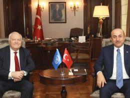 Ankara moratinos cavusoglu
