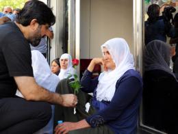 Diyarbakir madre protesta hdp pkk