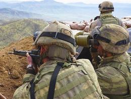 Ejercito turco operacion frontera irak