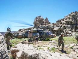 Ejercito turco operacion militar