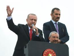 Erdogan discurso estambul