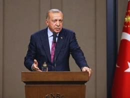 Erdogan presidente turco