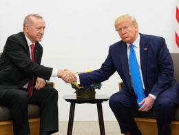 Erdogan trump g20 japon