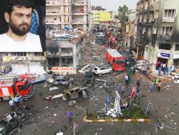 Hatay reyhanli atentados suicidas