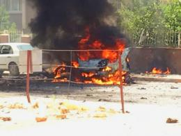 Hatay reyhanli explosion coche bomba