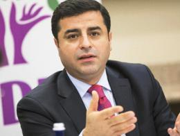Selahattin Demirtaş, líder del partido nacionalista kurdo HDP